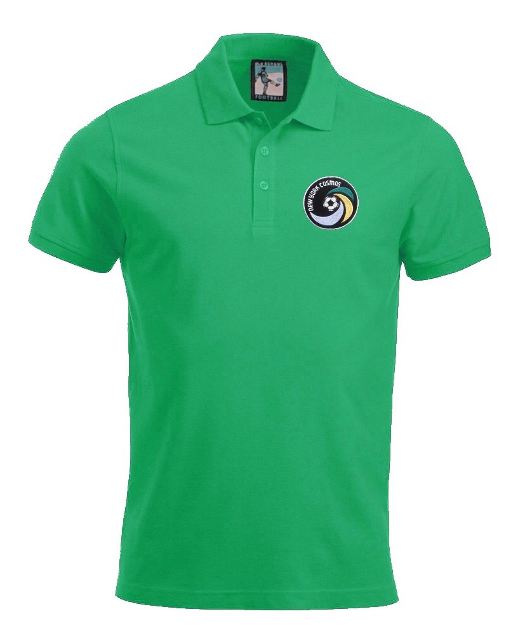 New York Cosmos 1970's Polo - Old School Football