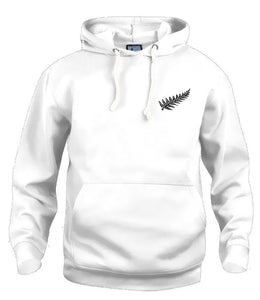 New Zealand Rugby Retro Hoodie - Old School Football