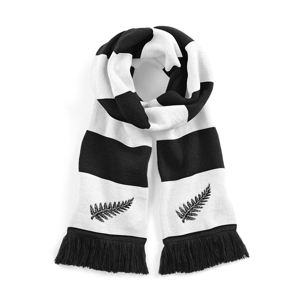 New Zealand Rugby Scarf - Old School Football