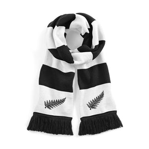 New Zealand Rugby Retro Football Scarf - Scarf