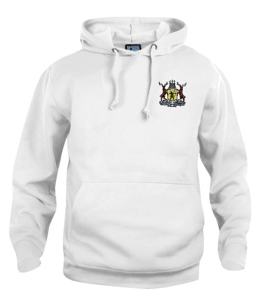 Notts County Retro Football Hoodie 1950s - 1970s - Hoodie