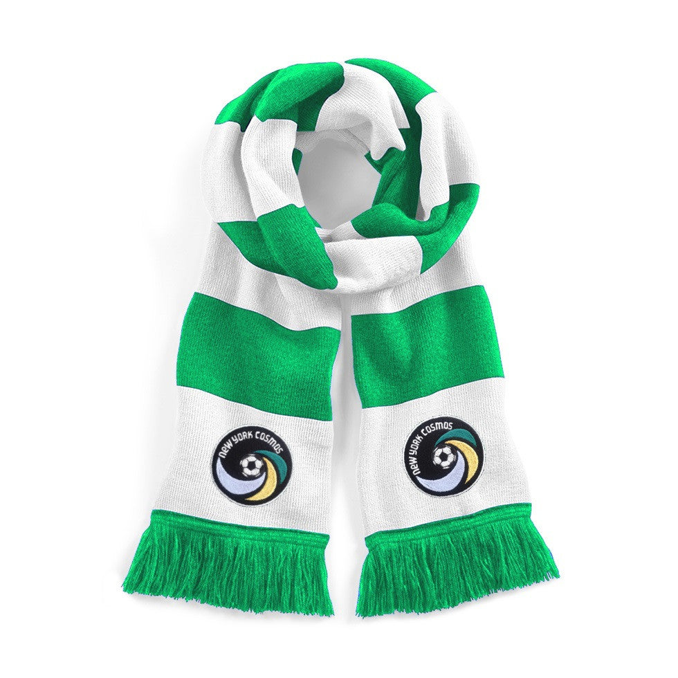 New York Cosmos Scarf - Old School Football
