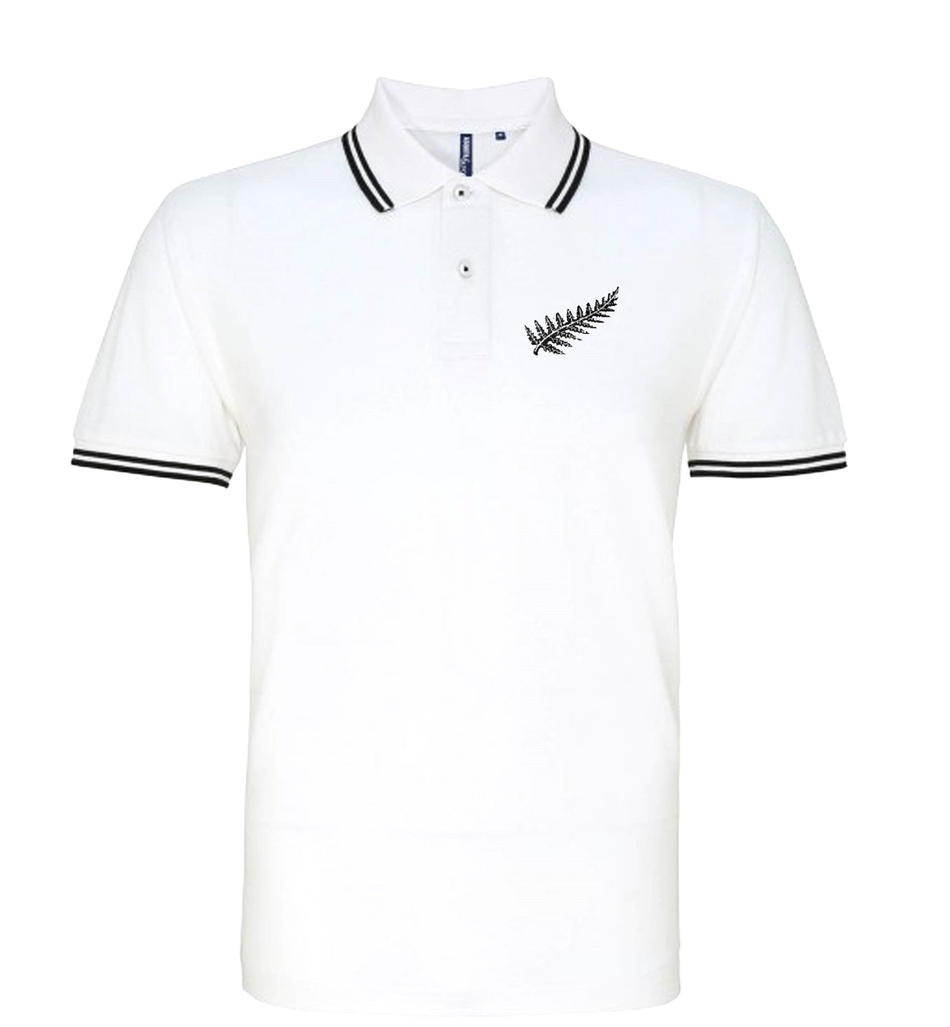 New Zealand Retro Rugby Iconic Polo - Polo