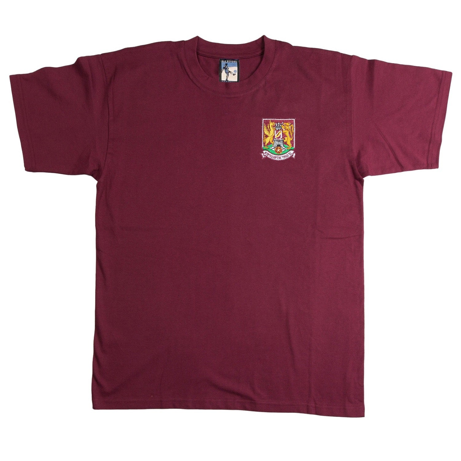 Northampton Town Retro Football T Shirt 1960s - T-shirt