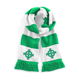 Northern Ireland Scarf - Old School Football