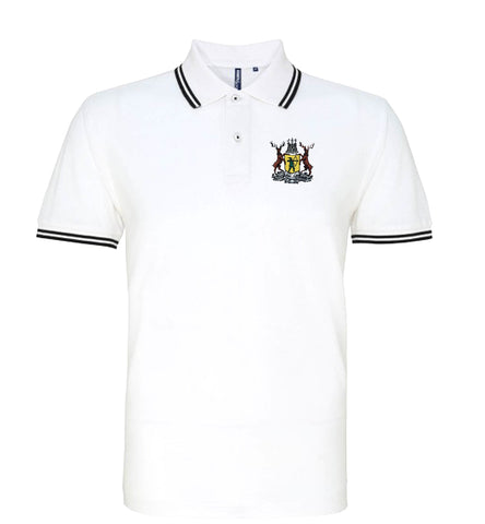 Notts County Retro Football Iconic Polo 1950-1970s - Polo