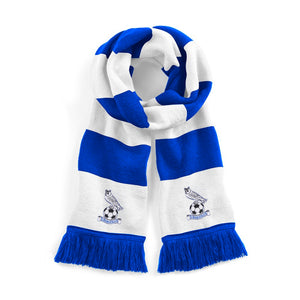 Oldham Athletic Retro 1970s / 1980s Football Scarf - Scarf
