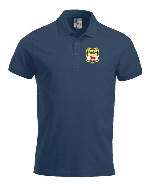 Oxford United Retro Football Polo Shirt 1949 - Polo
