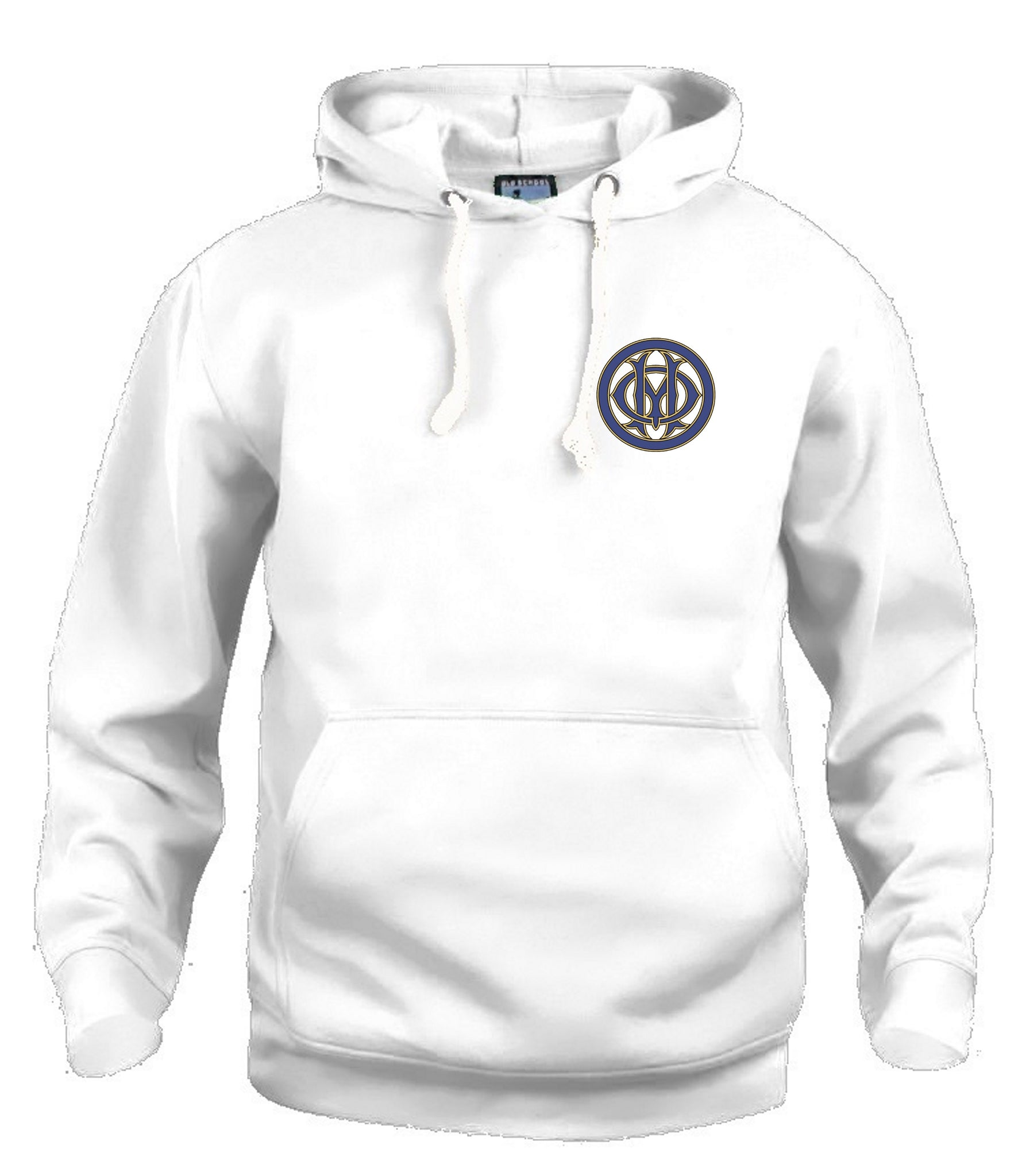 Marseille Retro Football Hoodie - Hoodie