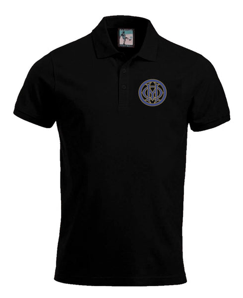 Marseille Retro Football Polo Shirt - Polo