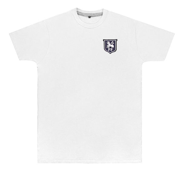 Preston North End Retro Football T Shirt 1940 - 1960s - T-shirt