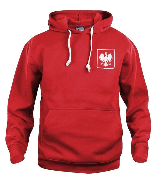 Poland 1960's Hoodie - Old School Football