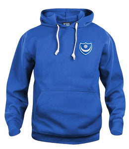 Portsmouth Retro Football Hoodie 1960s - Hoodie