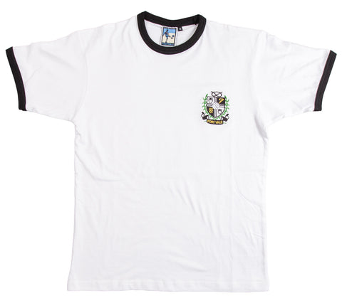 Port Vale Retro Football T Shirt 1950s - 1960s - T-shirt