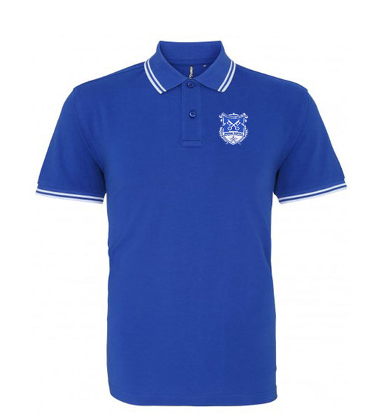Peterborough United Retro Football Iconic Polo 1960s - Polo