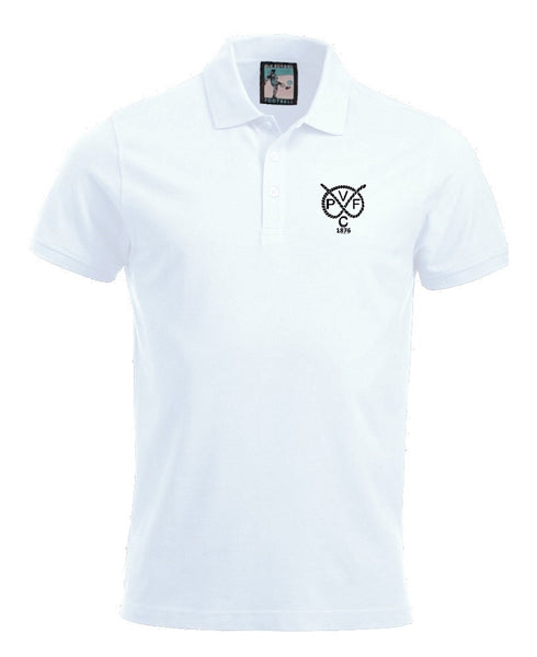 Port Vale Retro Football Polo Shirt 1876 - Polo