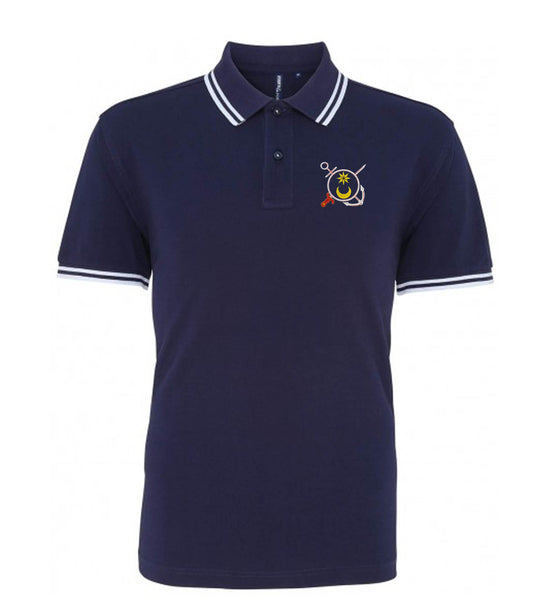 Portsmouth Retro Football Iconic Polo 1970s - Polo