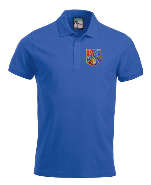 QPR Queens Park Rangers Retro 1953 Football Polo Shirt - Polo