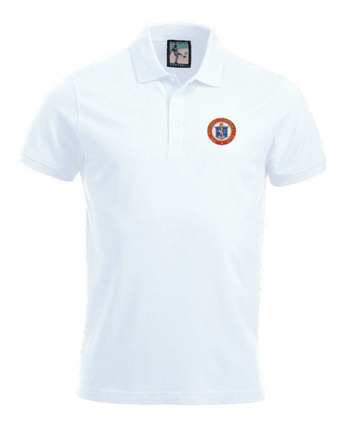 Glasgow Rangers Retro Football Polo Shirt - Polo