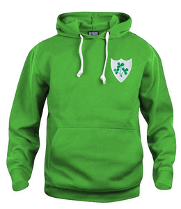 Republic of Ireland Rugby Hoodie - Old School Football