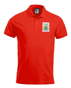 Rotherham United Retro 1970s Football Polo Shirt - Polo
