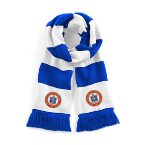 Glasgow Rangers Retro Football Scarf - Scarf