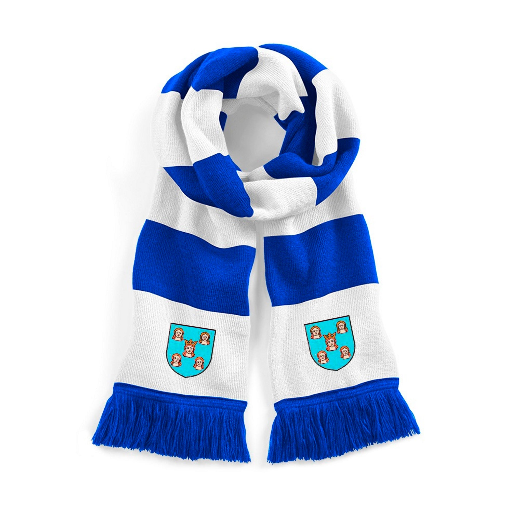 Reading Retro 1914 Traditional Football Scarf - Scarf