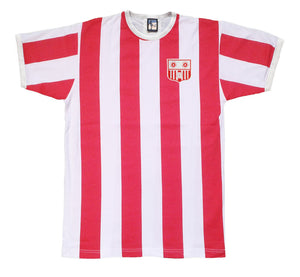 Southampton Retro Football T Shirt 1960s - T-shirt
