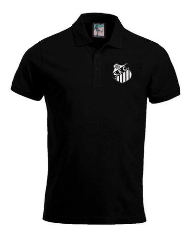 Santos 1950-1970's Polo - Old School Football