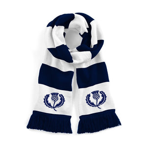 Scotland Rugby Retro Scarf - Old School Football