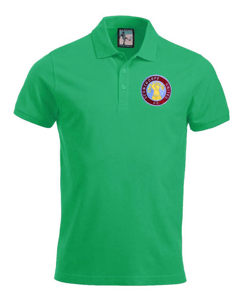 Scunthorpe United Polo - Old School Football