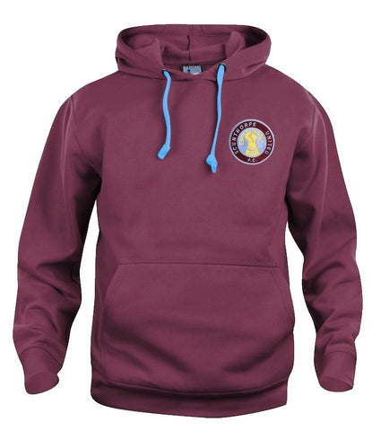 Scunthorpe United Retro Football Hoodie - Hoodie