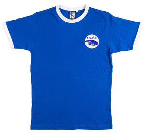 Southend United Retro 1970s Football T-Shirt -