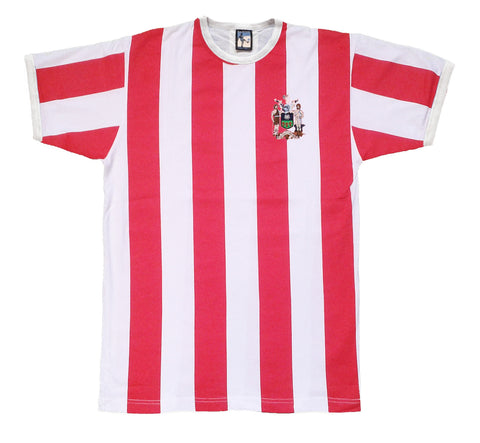 Sheffield United Retro Football T Shirt 1972 - 1973 - T-shirt