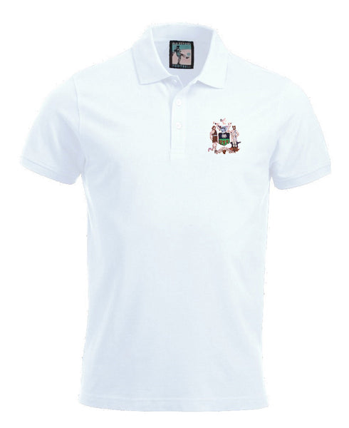 Sheffield United 1960-1970s Polo - Old School Football