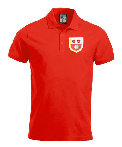 Southampton Retro 1940s Football Polo Shirt - Polo