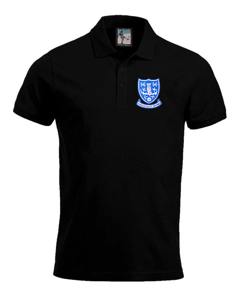 Sheffield Wednesday Retro 1960s Football Polo Shirt - Polo