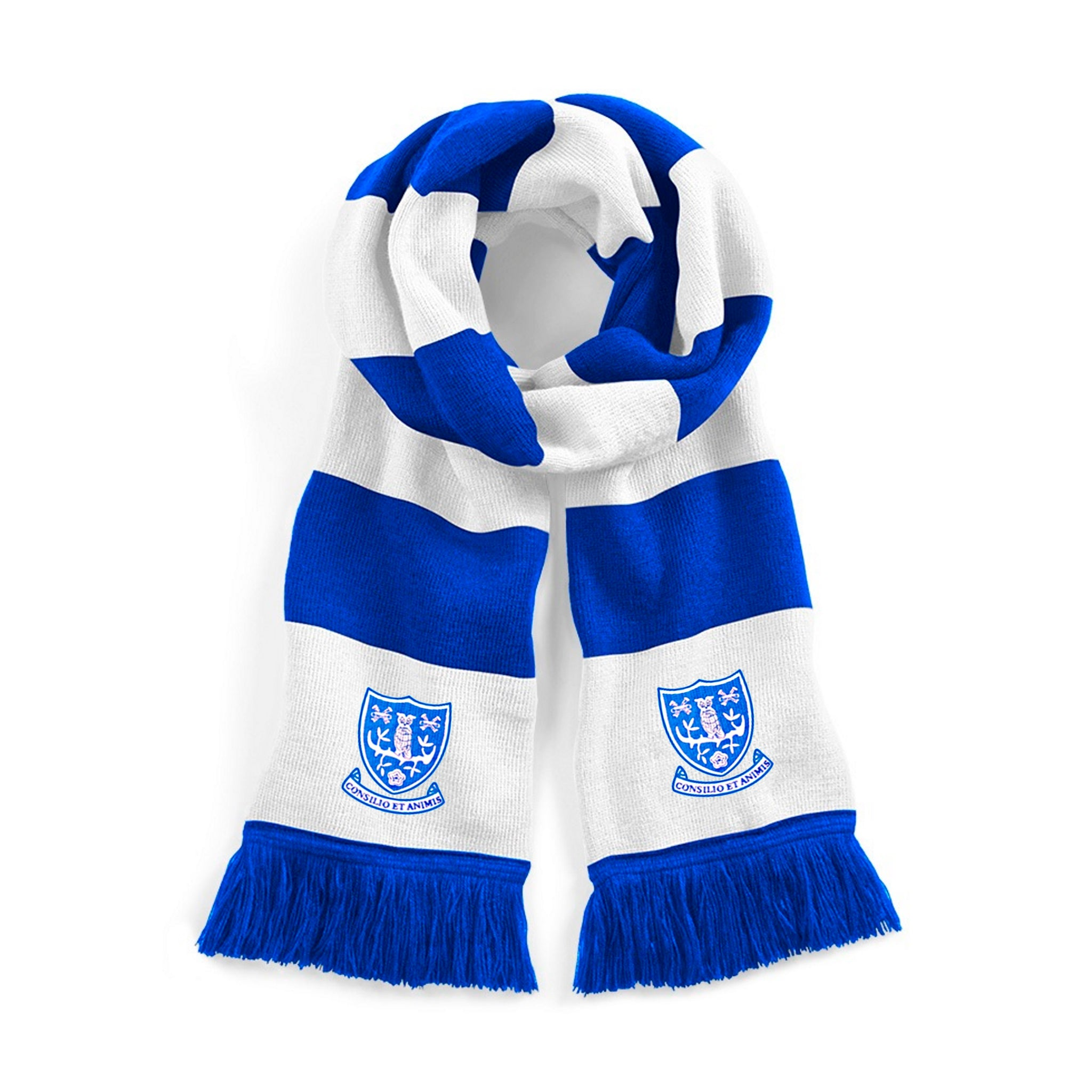 Sheffield Wednesday 1960s Scarf - Old School Football