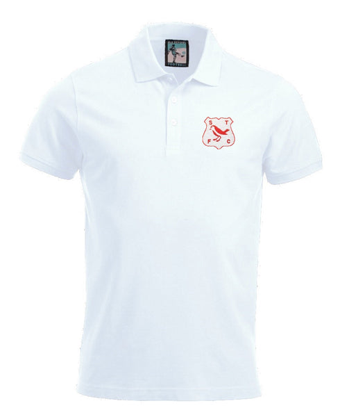 Swindon Town 1960s Polo - Old School Football