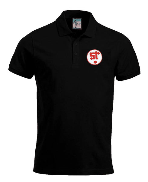 Swindon Town 1980s Polo - Old School Football