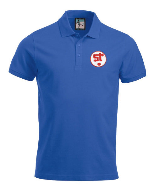 Swindon Town Retro 1980s Football Polo Shirt - Polo