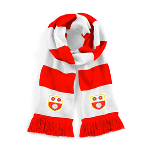 Southampton Retro 1940s Traditional Football Scarf - Scarf