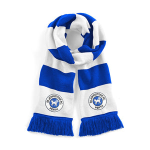 St Johnstone Retro Football Scarf - Scarf
