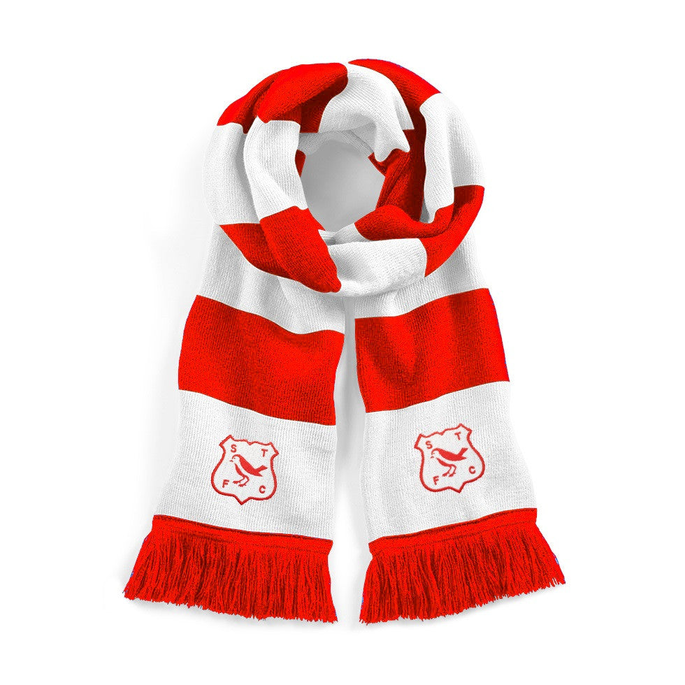 Swindon Town 1960s Scarf - Old School Football