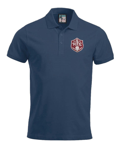West Ham Thames Ironworks Retro 1895 Football Polo Shirt - Polo