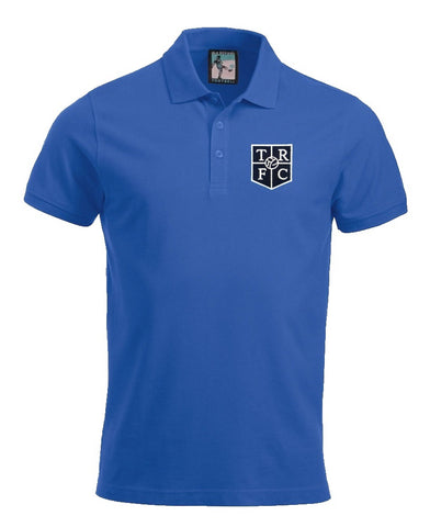 Tranmere Rovers Polo - Old School Football