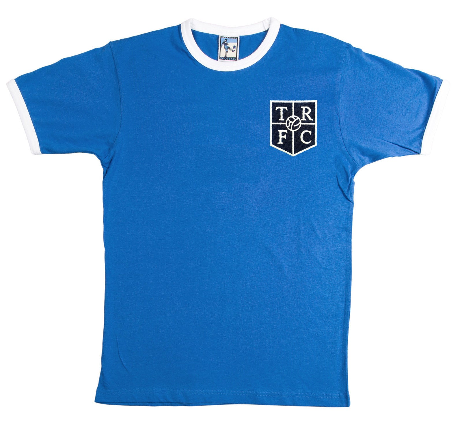 Tranmere Rovers Retro Football T Shirt - T-shirt