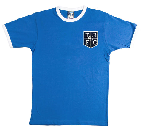 Tranmere Rovers T-Shirt - Old School Football