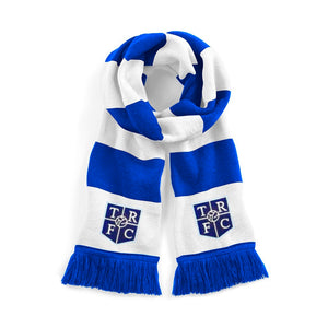 Tranmere Rovers Retro Football Scarf 1980s - Old School Football