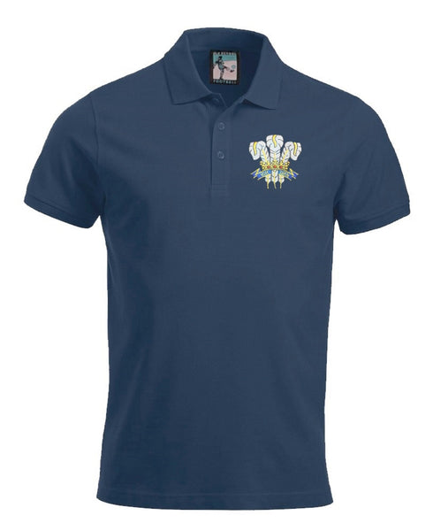 Wales 1970's Rugby Polo - Old School Football